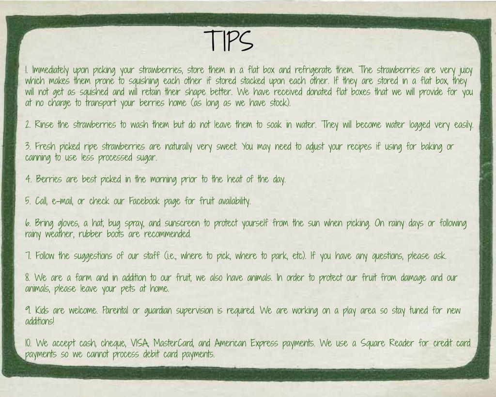 Tips A